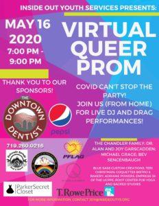Virtual Queer Prom @ Colorado Springs | Colorado | United States