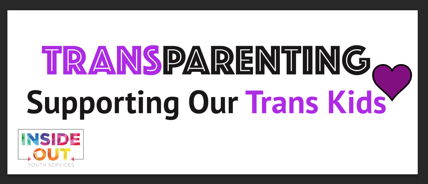 Parents - Inside/Out Youth Services